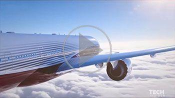 پرینتر سه بعدی برای ساخت بال هواپیما